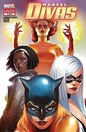 Marvel Divas (2009) #2 (of 4)