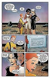Marvel Divas (2009) #4 (of 4)