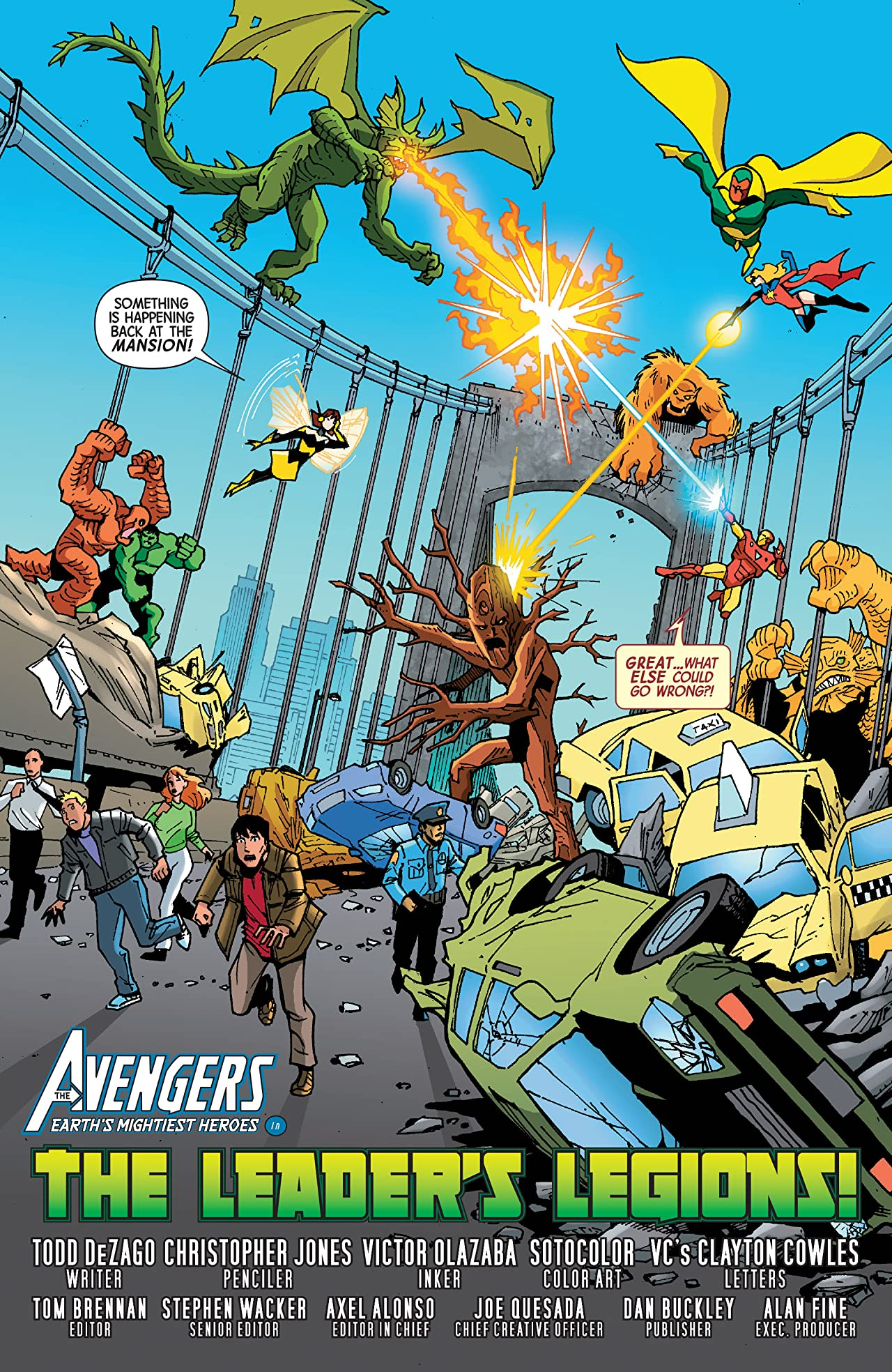 Marvel Universe Avengers: Earth's Mightiest Heroes (2012-2013) #10
