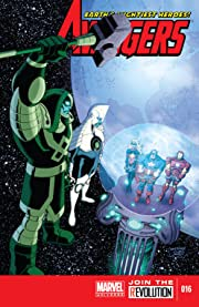 Marvel Universe Avengers: Earth's Mightiest Heroes (2012-2013) #16