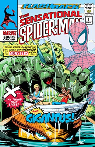 Sensational Spider-Man (1996-1998) #-1