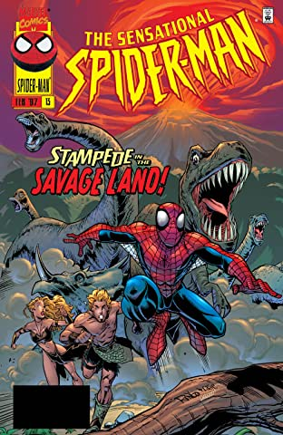 Sensational Spider-Man (1996-1998) #13