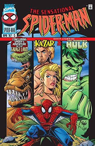 Sensational Spider-Man (1996-1998) #15