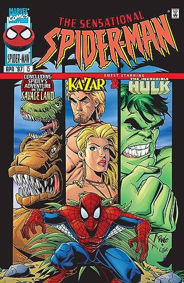 Sensational Spider-Man (1996-1998) #15