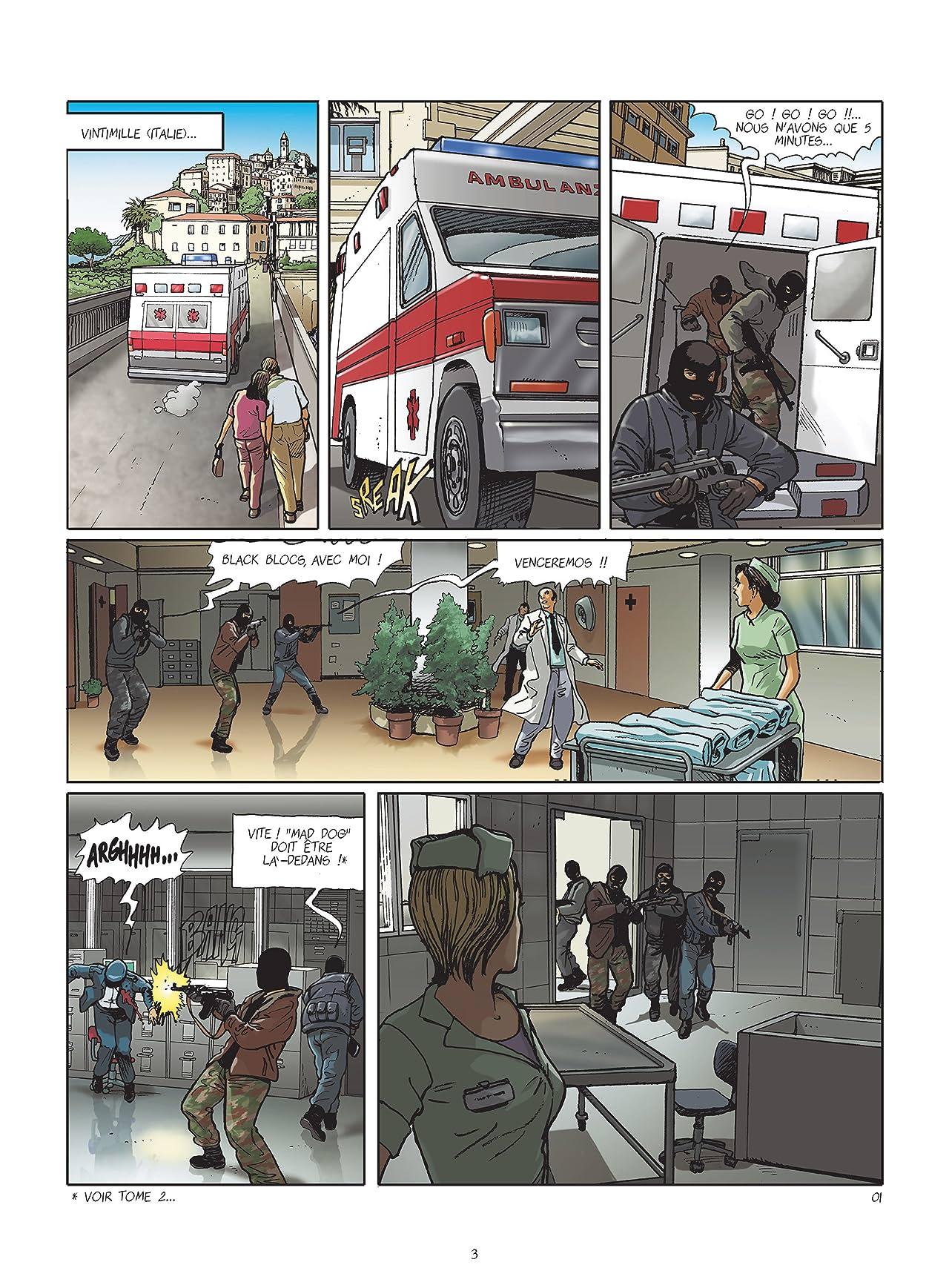 Terroriste Vol. 3: Genève