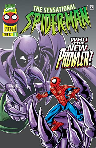 Sensational Spider-Man (1996-1998) #16