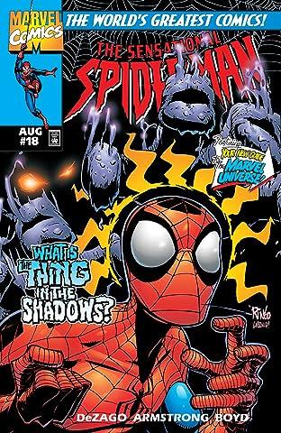 Sensational Spider-Man (1996-1998) #18