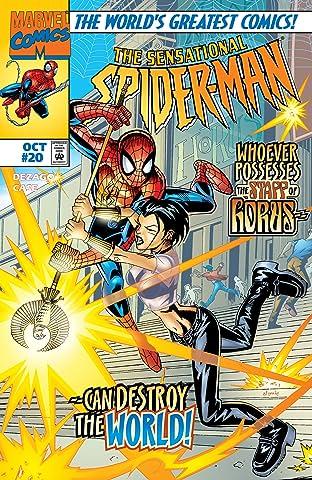 Sensational Spider-Man (1996-1998) #20