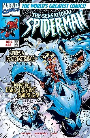 Sensational Spider-Man (1996-1998) #22