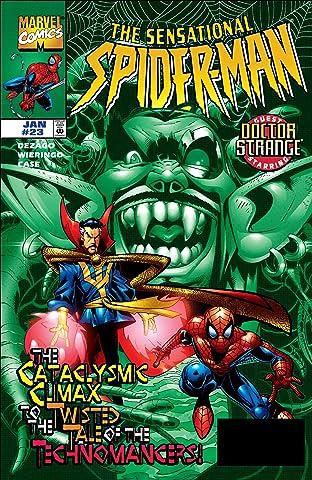 Sensational Spider-Man (1996-1998) #23