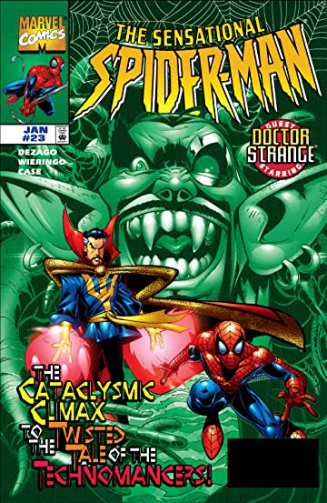 Sensational Spider-Man (1996-1998) #23