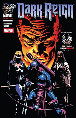 What If? Dark Reign (2010) #1