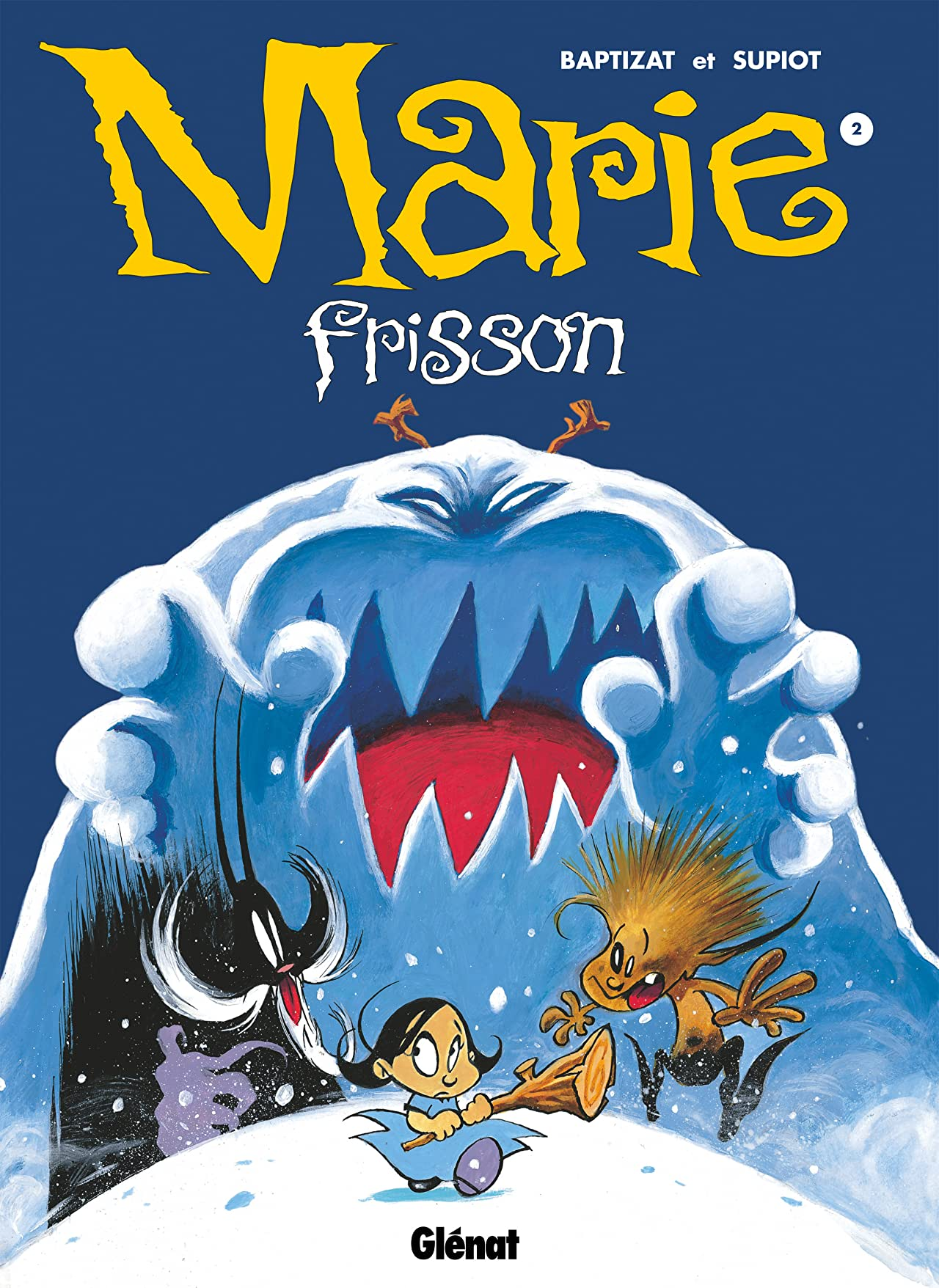 Marie Frisson Vol. 2: Tombe la neige...