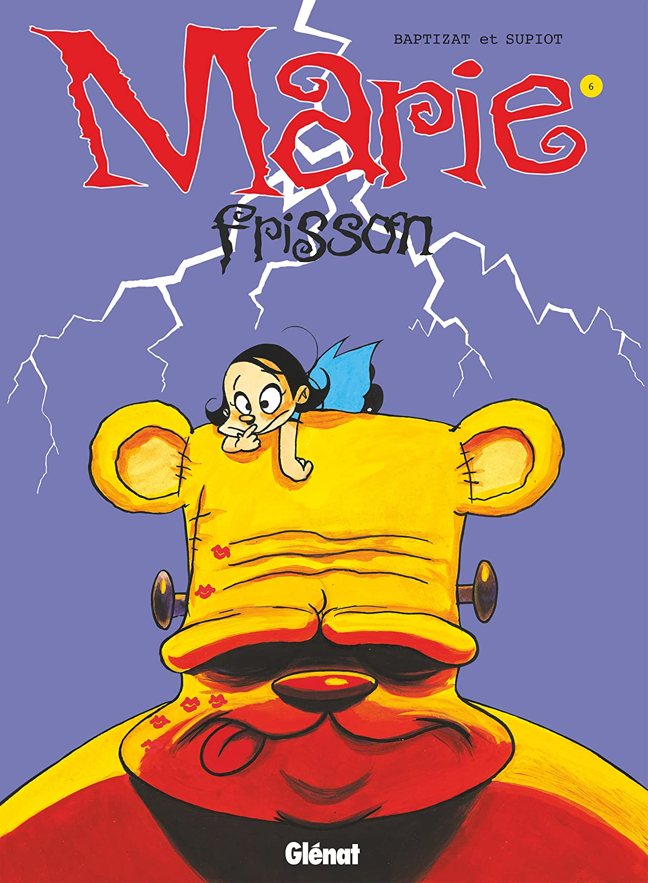 Marie Frisson Vol. 6: Je te survivrai
