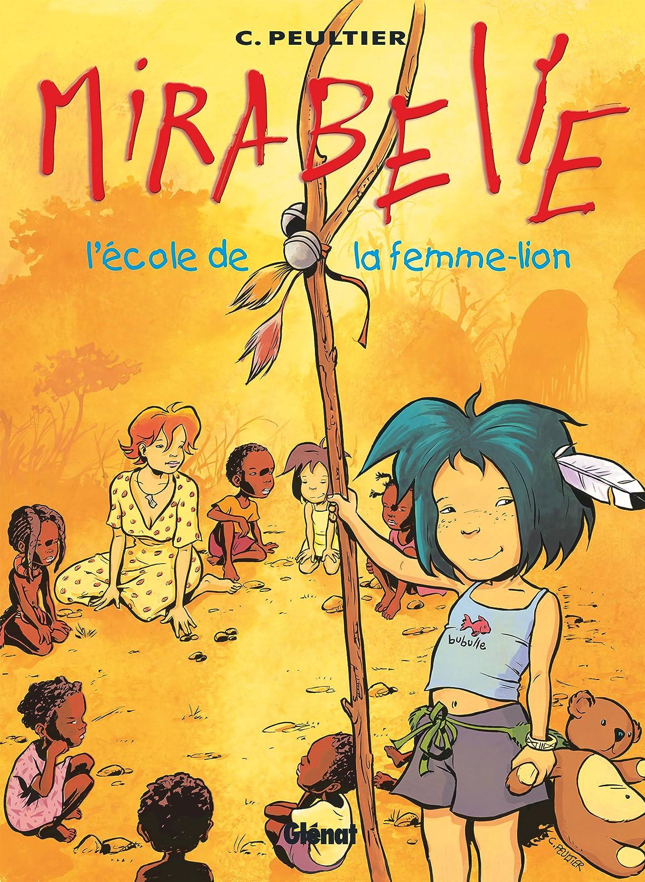 Mirabelle Vol. 3: L'école de la femme-lion