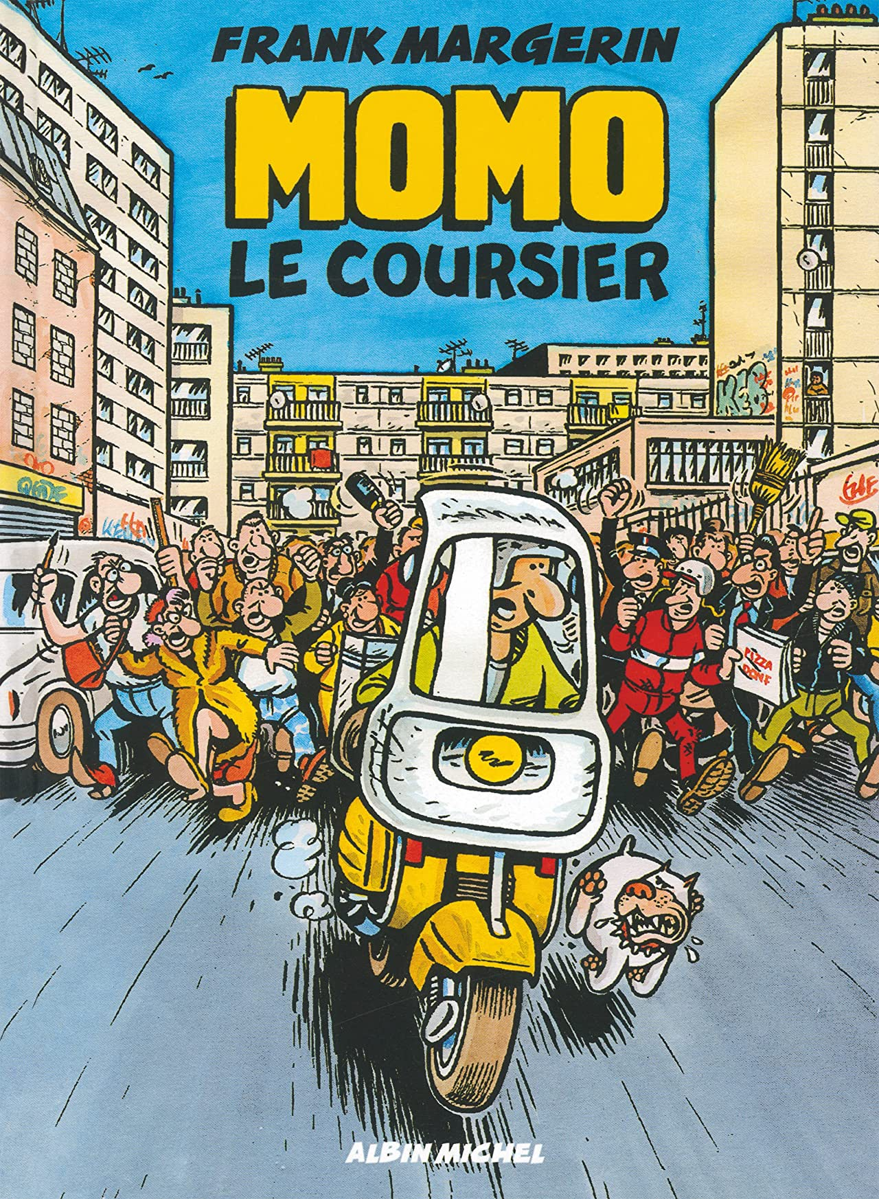 Momo le coursier Vol. 1