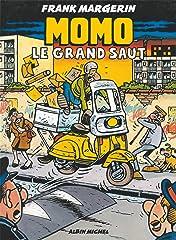 Momo le coursier Vol. 3: Le grand saut