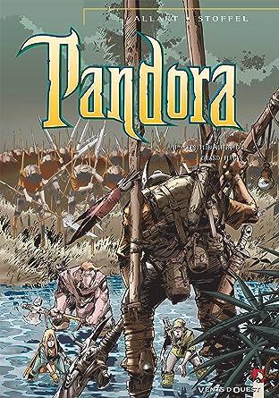 Pandora Vol. 2: Les Flibustiers du grand fleuve