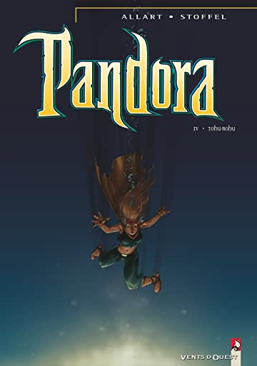 Pandora Vol. 4: Tohu-Bohu