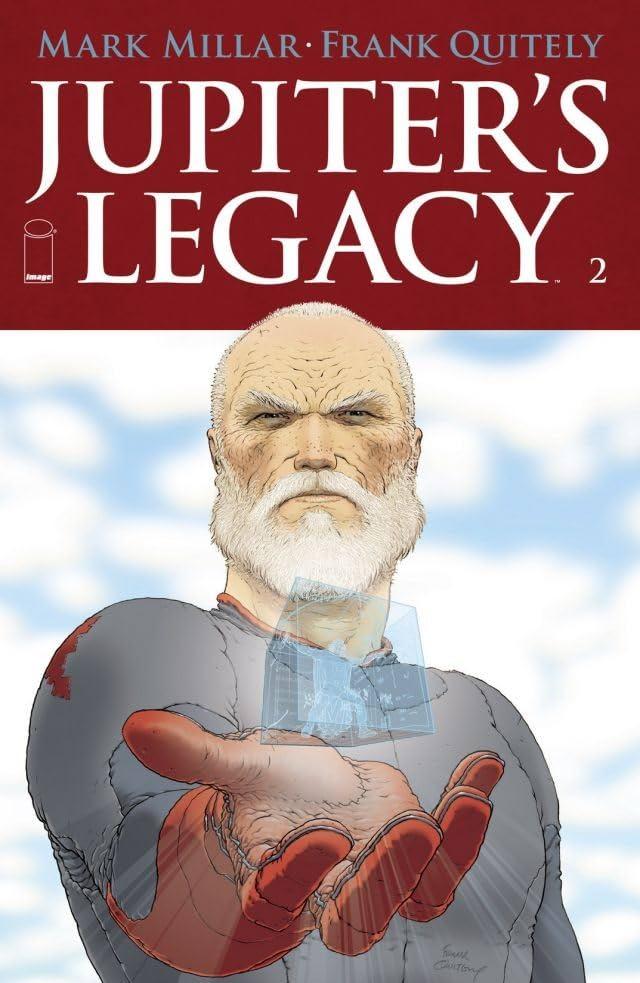 Jupiter's Legacy #2