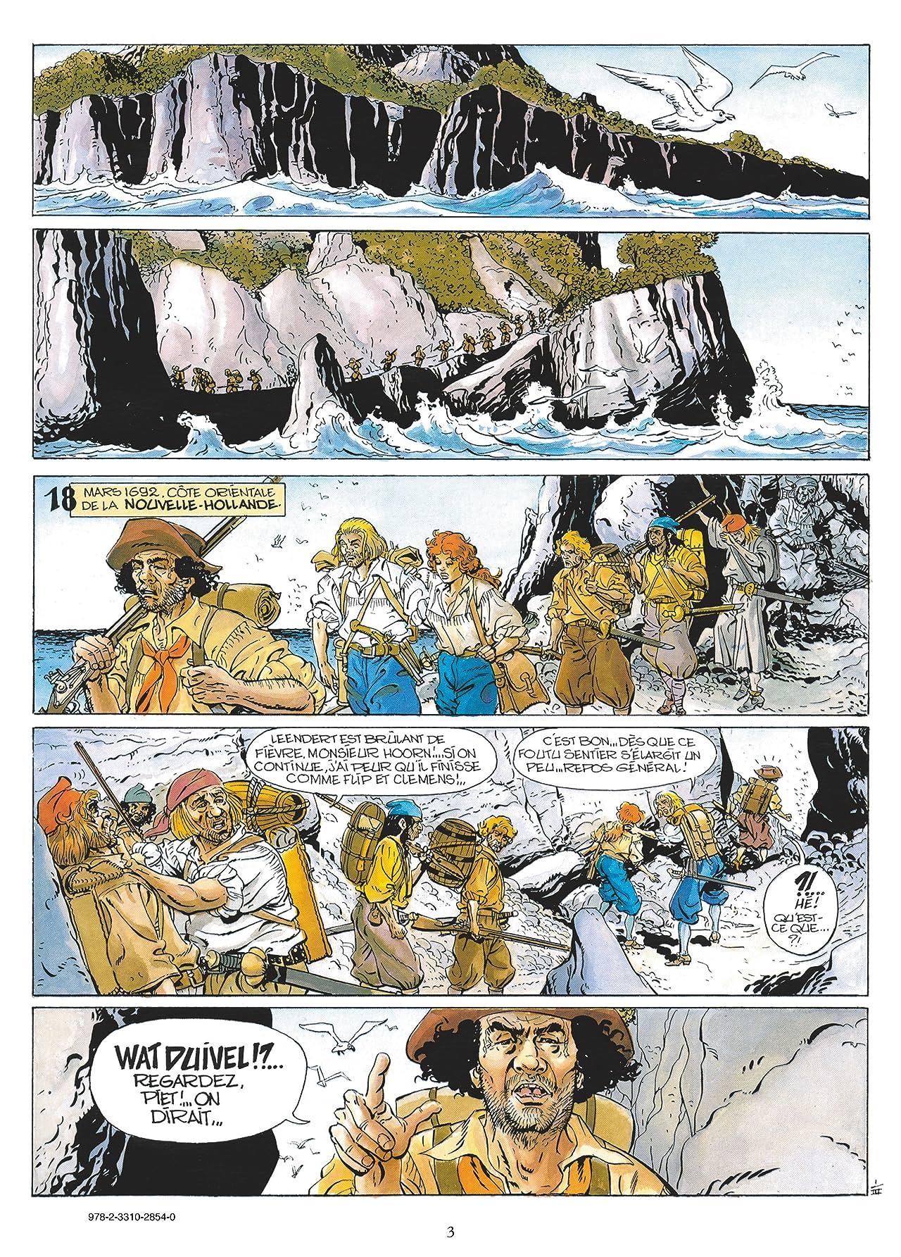 Pieter Hoorn Vol. 3: La Baie des Français