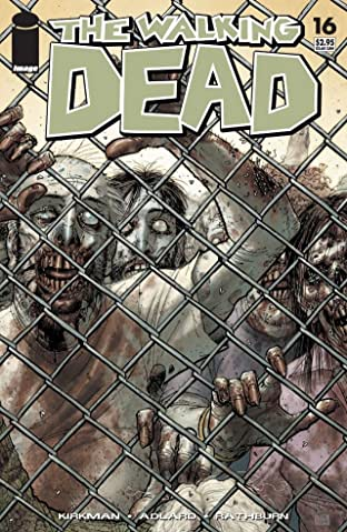 The Walking Dead No.16