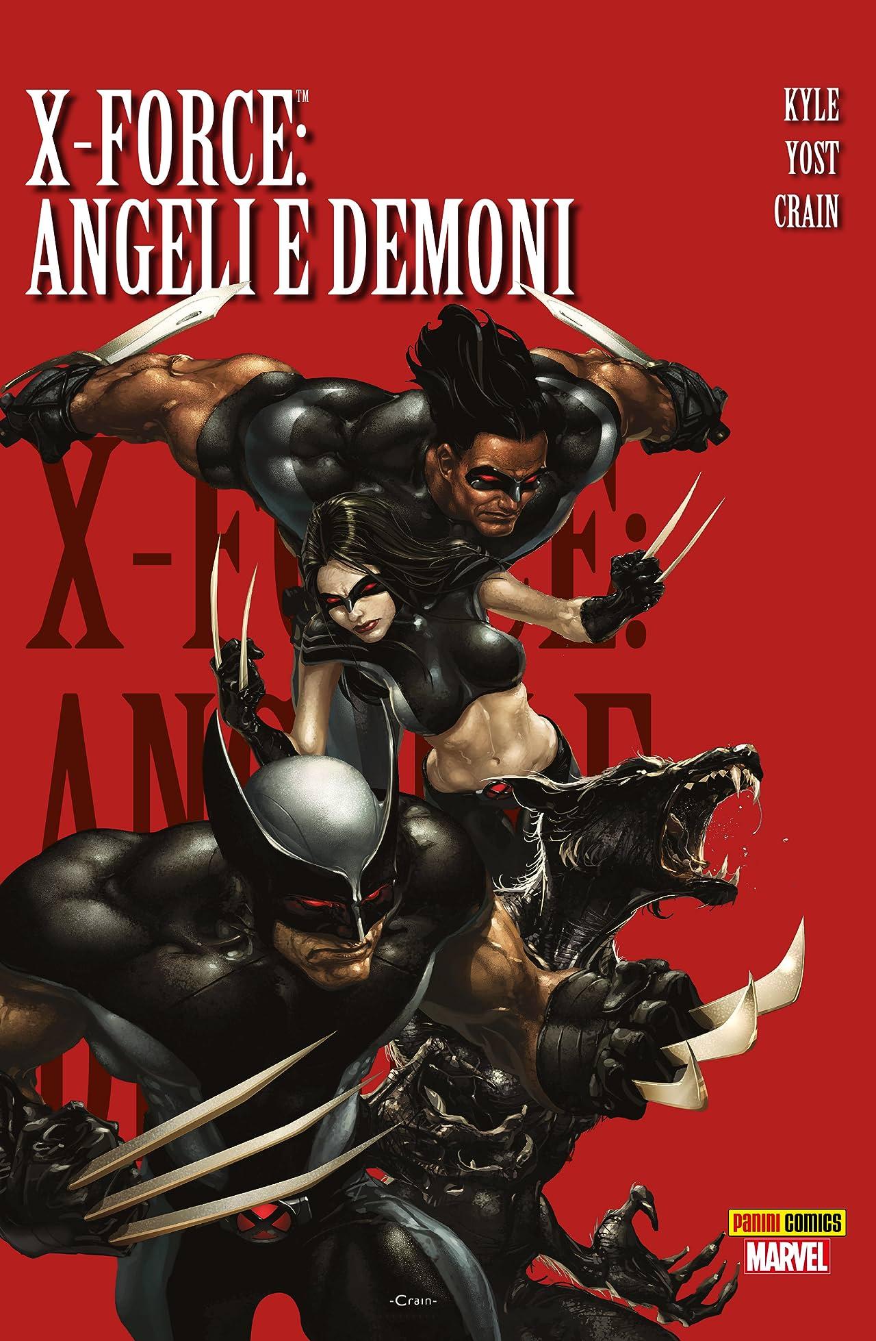 X-Force Vol. 1: Angeli E Demoni