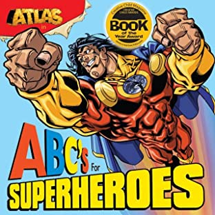 Atlas in ABCs for Superheroes