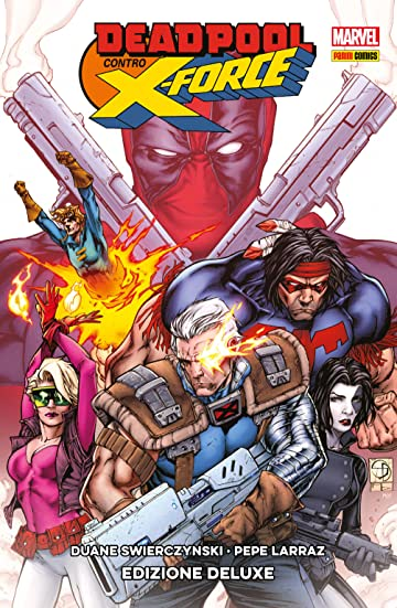 Deadpool Contro X-Force