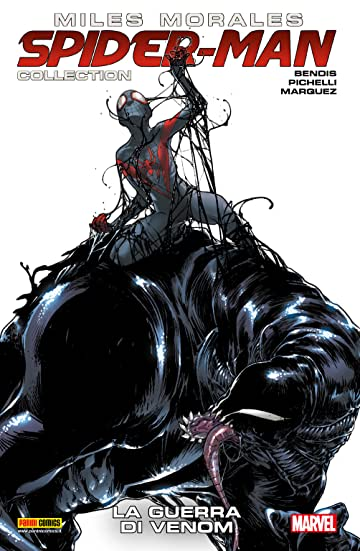 Miles Morales: Spider-Man Collection Vol. 5: La Guerra Di Venom