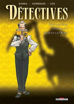 Détectives Vol. 7: Nathan Else - Else et la Mort