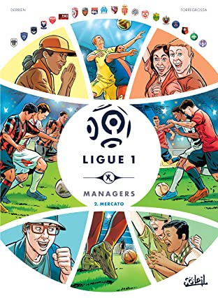 Ligue 1 Managers Vol. 2: Mercato