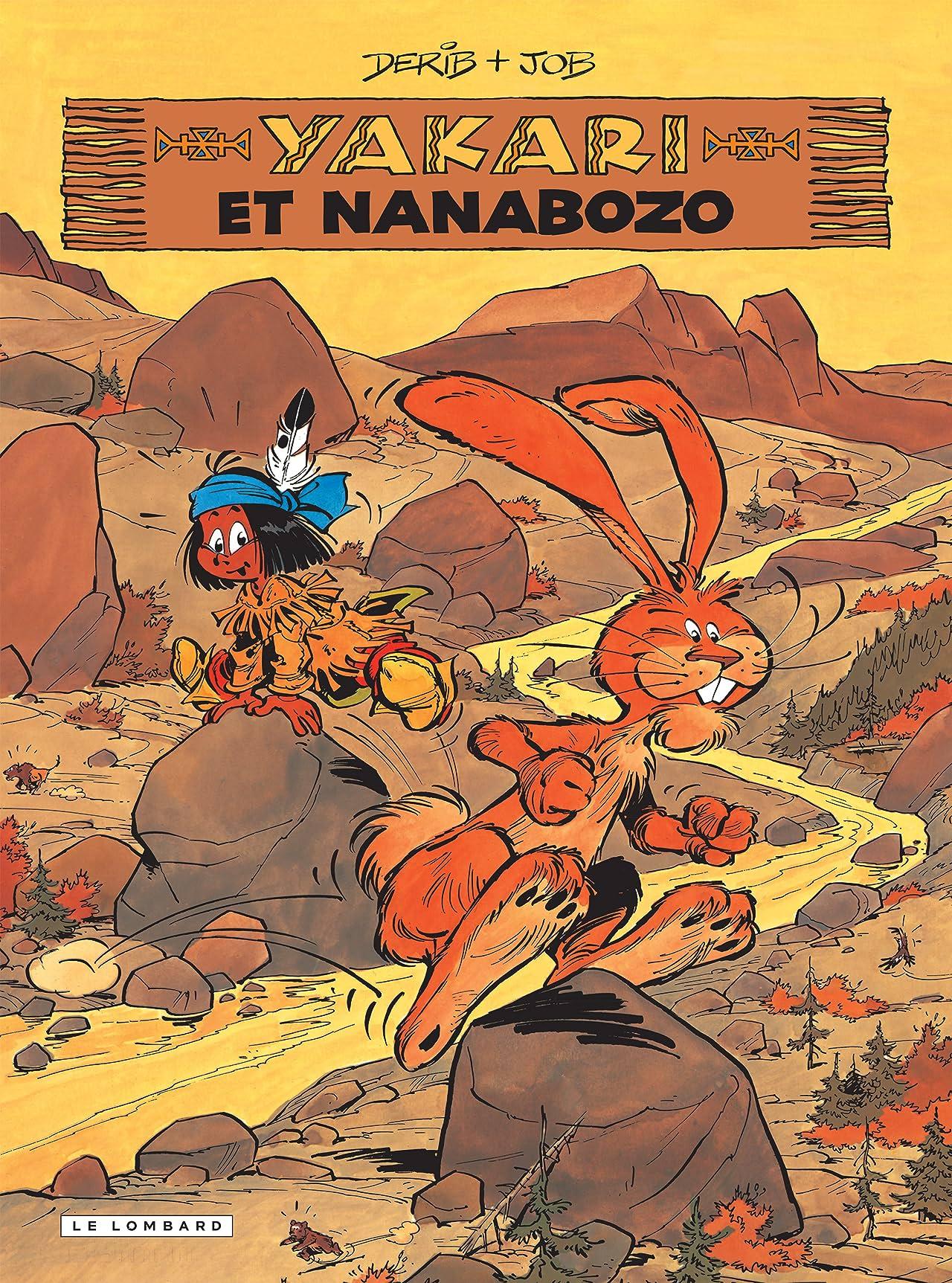 Yakari Vol. 4: Yakari et Nanabozo