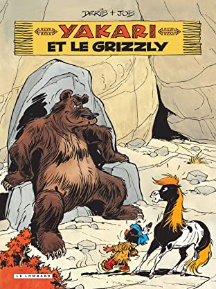 Yakari Vol. 5: Yakari et le grizzly