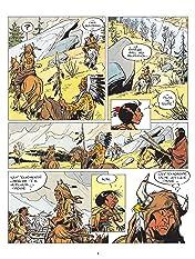 Yakari Vol. 8: Yakari et l'étranger