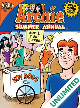 Archie Comics Double Digest #280