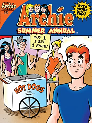 Archie Comics Double Digest #280