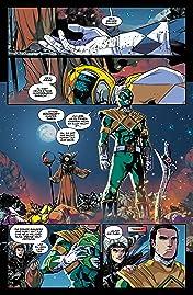 Mighty Morphin Power Rangers Vol. 1: Der grüne Ranger - Das erste Jahr
