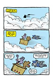 The Fuzzy Princess #1