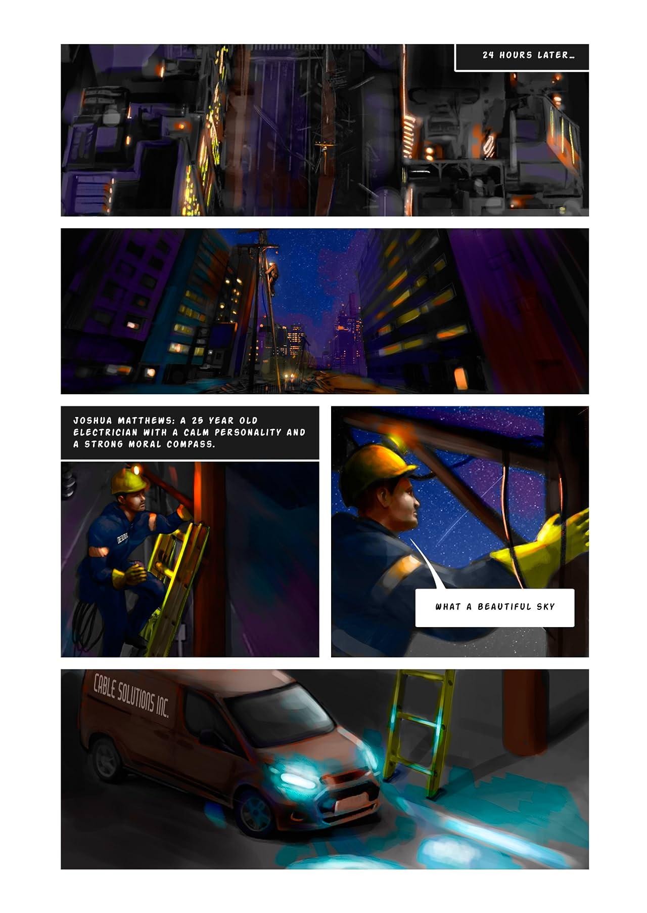 The Elemental Conductors #1