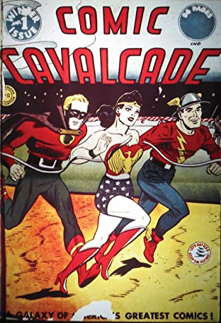 Comic Cavalcade (1942-1954) #1