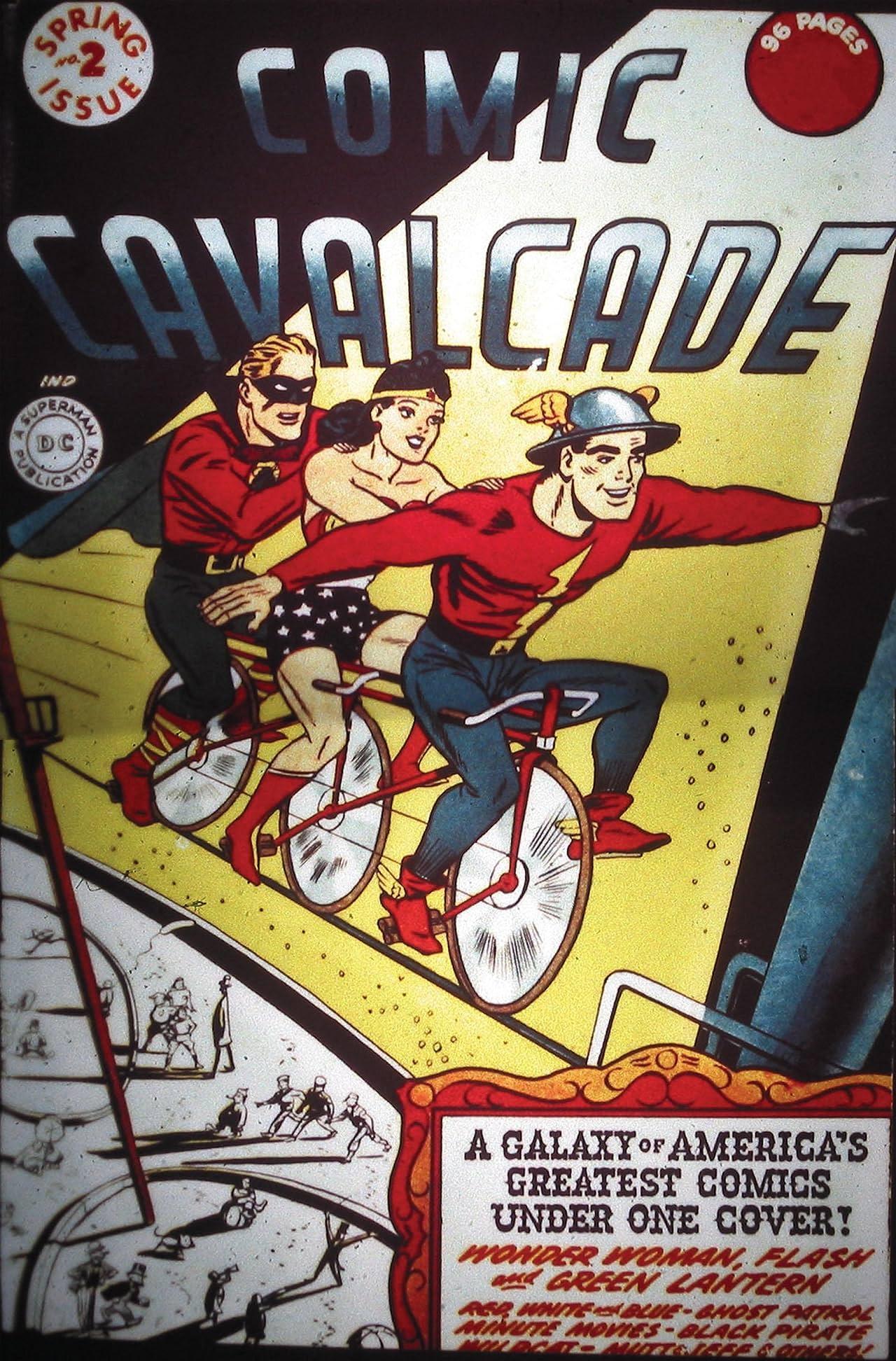 Comic Cavalcade (1942-1954) #2