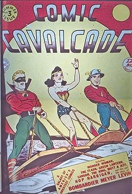 Comic Cavalcade (1942-1954) #3