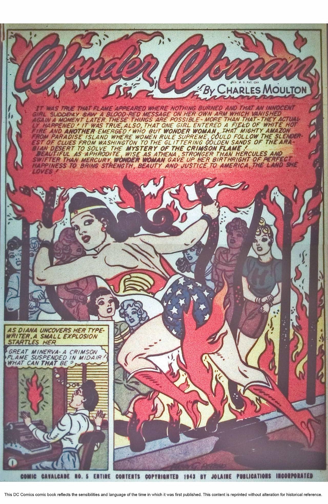Comic Cavalcade (1942-1954) #5
