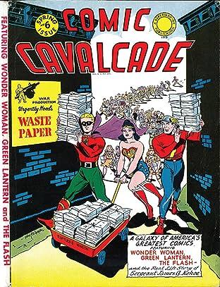 Comic Cavalcade (1942-1954) #6