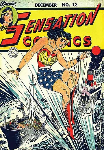 Sensation Comics (1942-1952) #12
