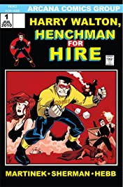 Harry Walton Henchman for Hire