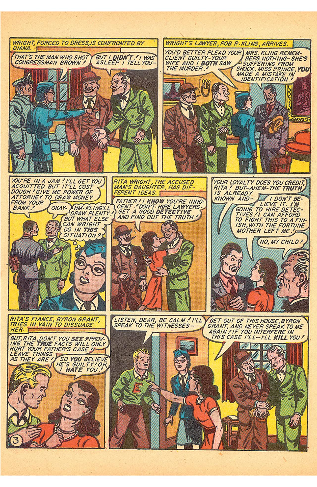 Sensation Comics (1942-1952) #25