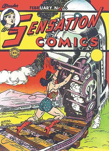 Sensation Comics (1942-1952) #26