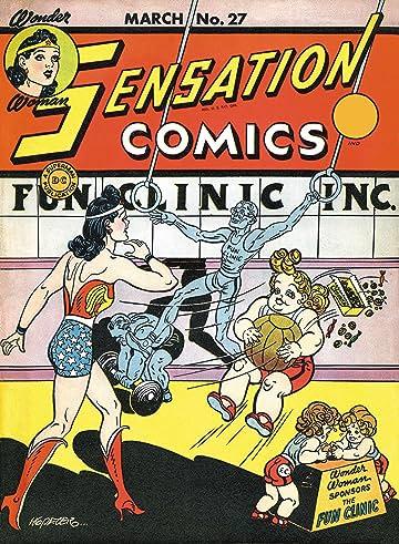 Sensation Comics (1942-1952) #27